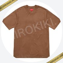 【18SS】Supreme Overdyed Pocket Tee ポケット Tシャツ Brown