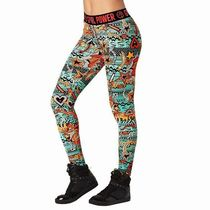 ☆ZUMBA・ズンバ☆Power Long Leggings