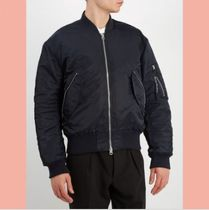 【数量限定】18SS ACNE STUDIOS Makio padded bomber jacket