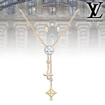 【2-5日着】Louis Vuitton COLLIER IDYLLE BLOSSOM ネックレス