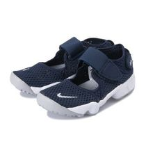 国内配送 NIKE AIR RIFT GS/PS BOYS OBSIDIAN
