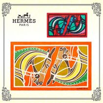 HERMES(エルメス)Robe du Soir beach towelビーチタオル