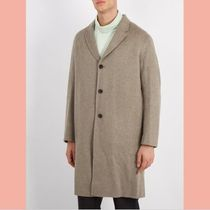 数量限定 ACNE STUDIOS Chad wool and cashmere-blend jacket