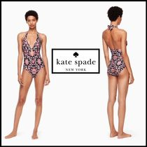送料込★KATE SPADE 新作♪ Oasis Beach Halter One-Piece