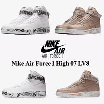 最新☆話題沸騰中☆Nike Air Force 1 High '07 LV8☆選べる2色