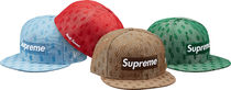 Week10新作!SUPREME18SS★Monogram Box Logo New Era