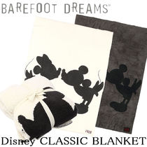 【国内即発】Barefoot dreams Classic Disney ブランケット【L】