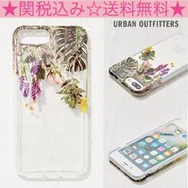 ★Urban Outfitters★Recover Bloom iPhone 8/7/6 Plusケース★