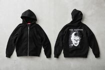 10 week Supreme Hellraiser Pinhead Zip Up Hooded Sweatshirt