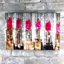 Oliver Gal 大きい 91x61cm Lipstick Collection キャンバス