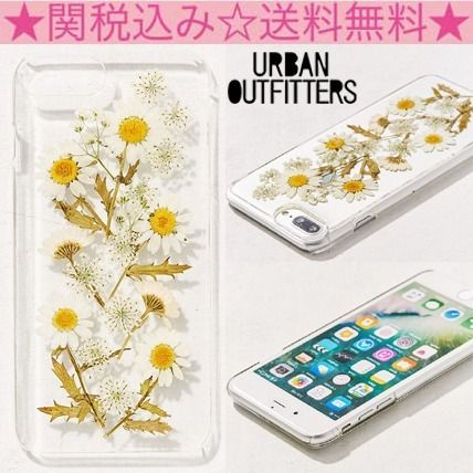 Urban Outfitters スマホケース・テックアクセサリー ★Urban Outfitters★Oops A Daisy★iPhone8/7/6Plus★ケース★