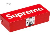 【国内即発送】SUPREME SMALL METAL STORAGE BOX