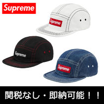 即納国内発送 Supreme Authentic Contrast Stitch Camp Cap