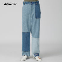 ★ADERerror★ Patch work pants