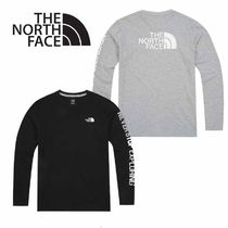THE NORTH FACE〜ENDLESS L/S R/TEE デイリー長袖Tシャツ 3色