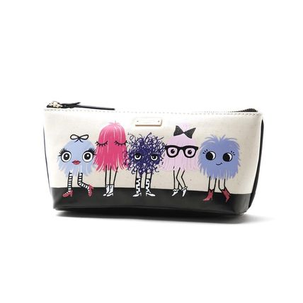kate spade new york メイクポーチ Kate Spade ポーチ shiloh-5455-974