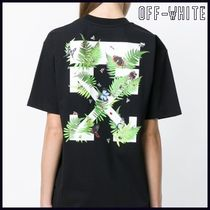 【関税送料込】品薄◆SS18◆OFF WHITE◆FERN ARROW T-SHIRT