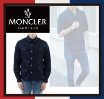 【MONCLER】GAMME BLEU★Camouflage Padsエルボーパッド付シャツ