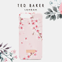 【TED BAKER】桜柄スマホケースiPhone 6/6s/7/8Plus【関税込】