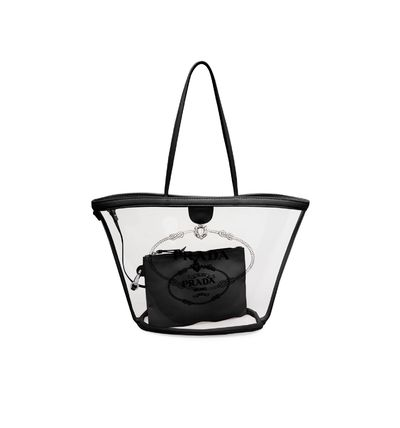 9d868bcbb39f ... best price prada prada summer clear bag6 4276a cc1d9