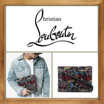 ★Christian Louboutin《SKY LOUBTAG クラッチバッグ》送料込★
