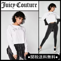 """【NEW】*Juicy Couture""""JUICY WILDSTYLE  ロンT"""