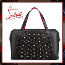 【Christian Louboutin】Bagdamon Duffle 2way ボストンバッグ
