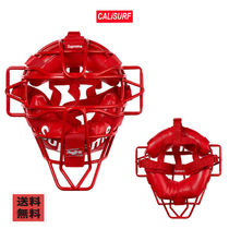 WEEK10 SS18 SUPREME/RAWLINGS CATCHERS MASK-RED