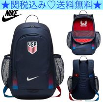 サッカー好きに!!★Nike★USA Stadium Soccer Backpack★