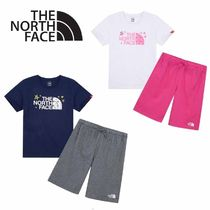 THE NORTH FACE〜K'S TWINKLE STAR 半袖Tシャツ+パンツセット