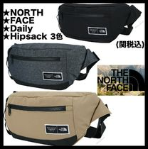 ★関税込/イベント★THE NORTH FACE DAILY HIPSACK 3色