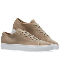Common Projects (コモンプロジェクト) スニーカー COMMON PROJECTS TOURNAMENT LOW WAXED SUEDE WARM GREY 無料