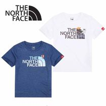THE NORTH FACE〜K'S EDGE WATER EX GRAPHIC 半袖Tシャツ 5色