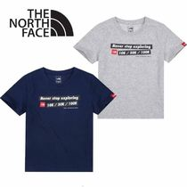 THE NORTH FACE〜K'S PERFECT RUN CP 半袖Tシャツ 3色