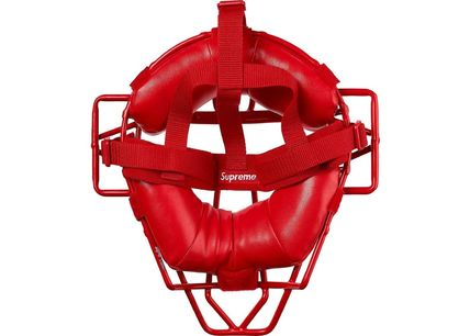 Supreme その他ファッション Supreme Rawlings Catcher's Mask Red(2)