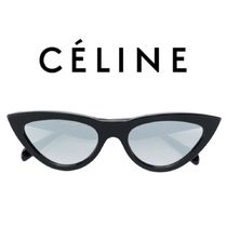【18SS】大注目!!★CELINE★cat-eye shaped sunglasses