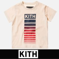 KITH NYC(キスニューヨークシティ) キッズ用トップス 【国内未発売】入手困難!☆KITH KIDS FREQUENCY TEE☆Tシャツ