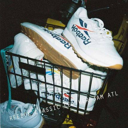 Reebok スニーカー Reebok CLASSIC LEATHER 3AM ATL 人気3AMシリーズ