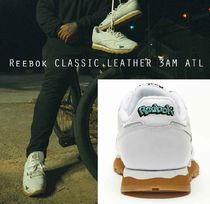 Reebok CLASSIC LEATHER 3AM ATL人気3AMシリーズ