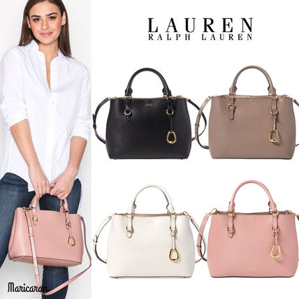 【セール!】Ralph Lauren* Bennington Small Satchel