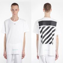OFF WHITE DIAG TEMPERATURE S/S TEE 半袖 Tシャツ