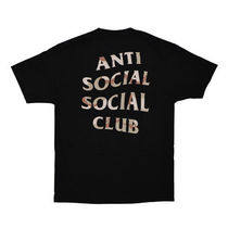 【ANTI SOCIAL SOCIAL CLUB】Storm Black Tee【即発送】