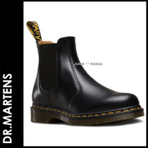 ★追跡有【Dr Martens】2976 Yellow Stitch Chelseaブーツ