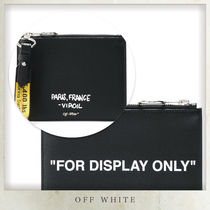 【Off-White】NEW For Display Only クラッチバッグ