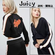 Juicy By Juicy Couture レトロCropped トラックジャケット