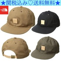 カジュアルに!!★The North Face★Naturalist Canvas Cap★3色★
