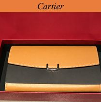 [Cartier] CdeCartier☆インターナショナルウォレット☆トパーズ