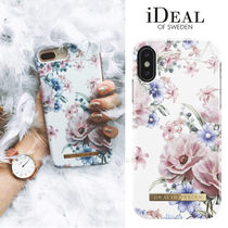 "新作!☆iDEAL OF SWEDEN☆""FLORAL ROMANCE"" iPhone&スマホケース"