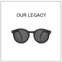 OUR LEGACY(アワーレガシー) サングラス 【関税/送料込】OUR LEGACY ボールドサングラス【国内発送】