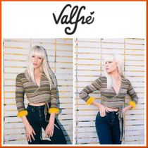 Valfre(ヴァルフェー) Tシャツ・カットソー ☆日本未入荷LA発☆18SS新作☆Valfre☆PENNY TOP
